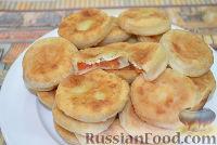 Фото к рецепту: Пирожки «Бомбочки»