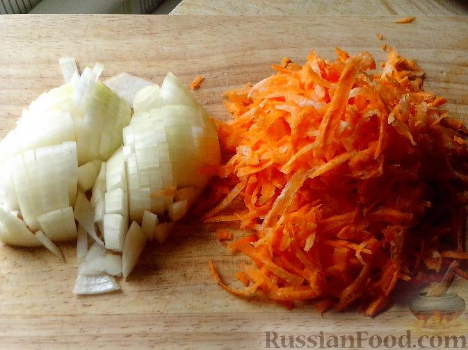Фото приготовления рецепта: Творожные пирожки с яблоками - шаг №14