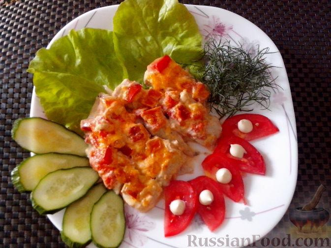 Вкусные ужины 7 рецептов на неделю