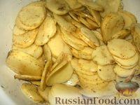 """Фото приготовления рецепта: Картофель """"Буланжер"""" - шаг №3"""