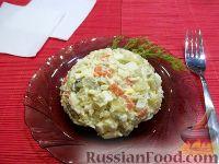 """Фото к рецепту: Салат """"Столичный"""""""