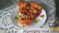 Фото к рецепту: Запеканка с баклажанами