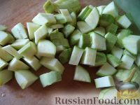 Фото приготовления рецепта: Кабачковая икра на зиму - шаг №2