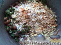 Фото приготовления рецепта: Лобио по-грузински - шаг №9