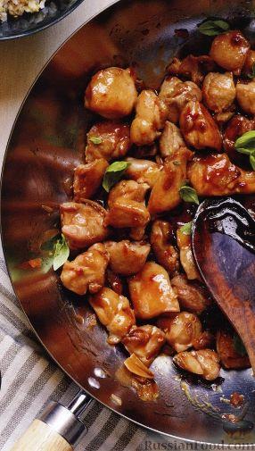 Рецепт Пряное куриное филе