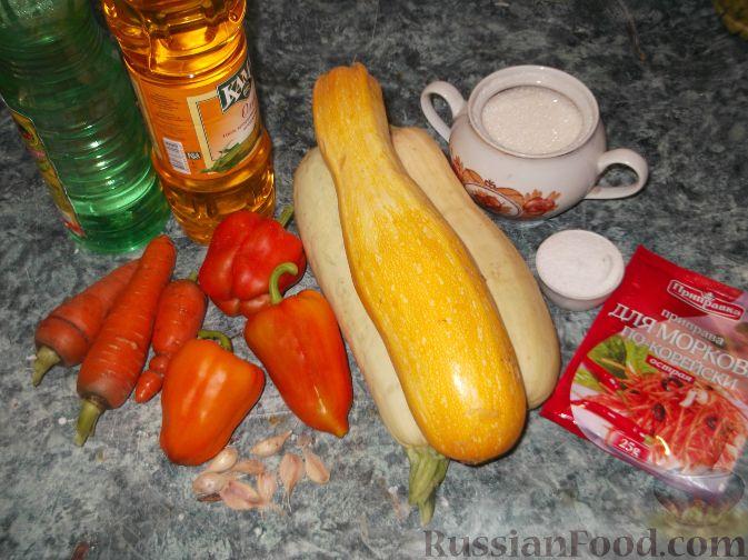 Пошаговый рецепт маринованных кабачков с 150