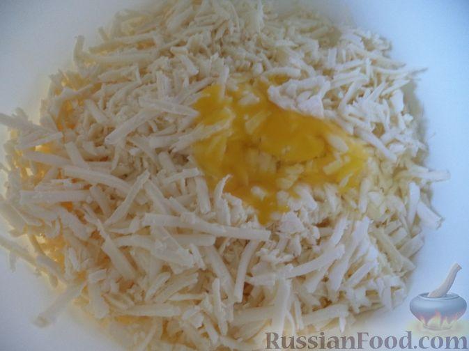 Хачапури с сыром из слоеного теста 12 фотография