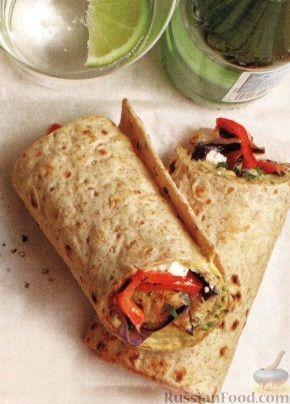 Рецепт Закуска вегетарианская