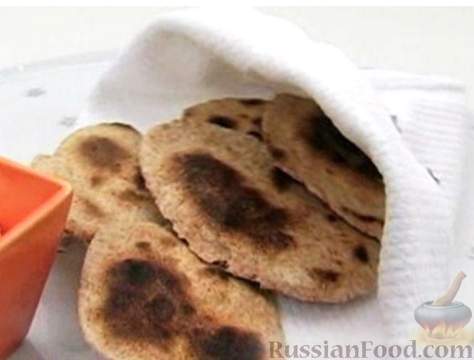 Рецепт Чапати
