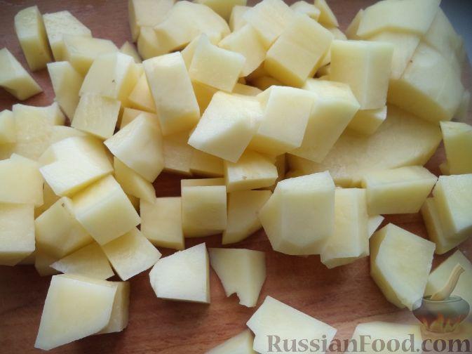 пошаговый фото рецепт грибного супа