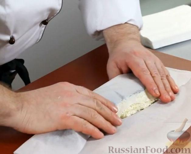 рецепт приготовления сибаса в духовке в фольге