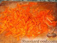 Фото приготовления рецепта: Каурма-шурпа по-узбекски - шаг №6