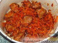 Фото приготовления рецепта: Каурма-шурпа по-узбекски - шаг №11
