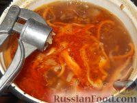 Фото приготовления рецепта: Каурма-шурпа по-узбекски - шаг №16