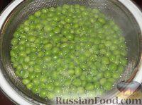 Фото приготовления рецепта: Зеленый горошек консервированный. Способ 2 - шаг №5