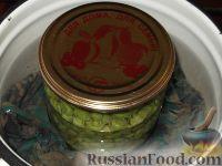 Фото приготовления рецепта: Зеленый горошек консервированный. Способ 2 - шаг №9