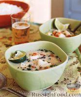 Фото к рецепту: Рыбный суп с рисом