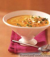 Фото к рецепту: Суп-пюре с индейкой