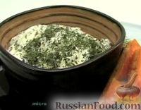 """Фото к рецепту: Мягкий сыр """"Лабне"""" из йогурта"""