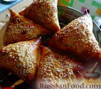 Фото к рецепту: Самса по-узбекски