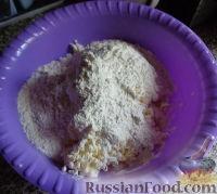Фото приготовления рецепта: Наполеон (торт с кремом из сгущенки) - шаг №2