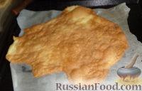 Фото приготовления рецепта: Наполеон (торт с кремом из сгущенки) - шаг №11