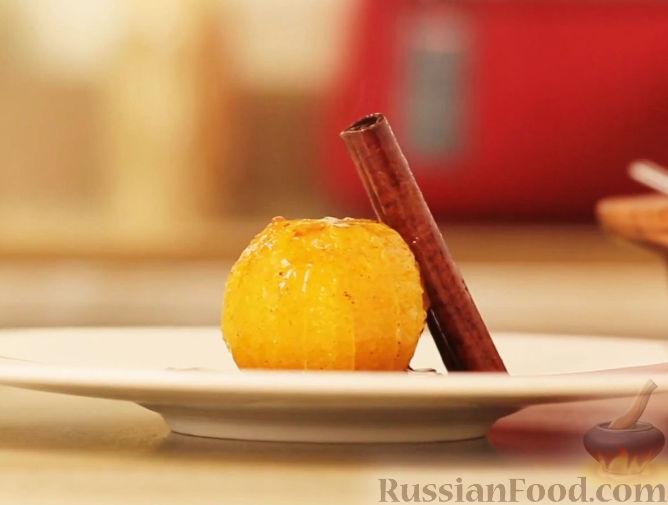 Рецепт Запеченный апельсин