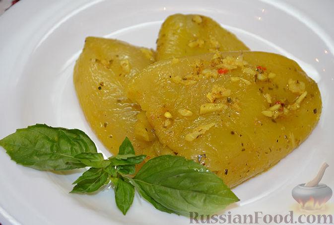 Рецепт Маринованный перец со специями