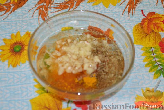 Фото приготовления рецепта: Маринованный перец со специями - шаг №8
