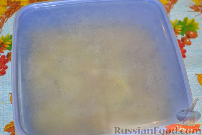 Фото приготовления рецепта: Маринованный перец со специями - шаг №10