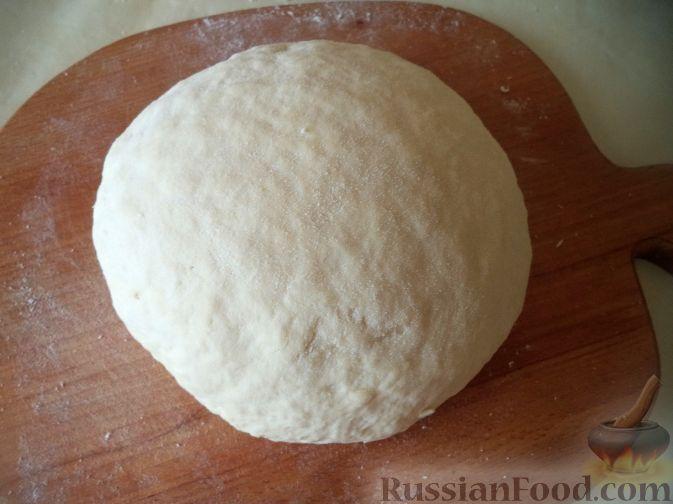 Рецепт Тесто для постных пирогов (дрожжевое)