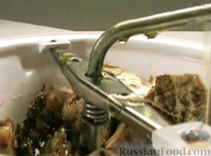 Фото приготовления рецепта: Баклажановый паштет - шаг №5
