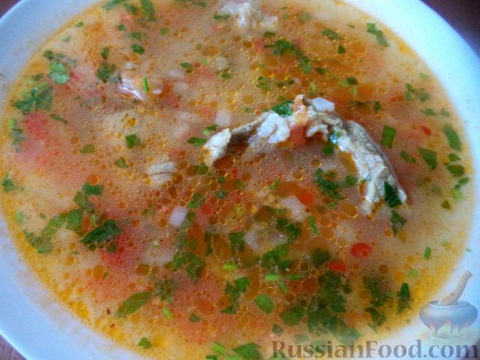 "Рецепт Суп ""Харчо"" со свежими помидорами"