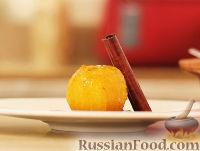 Фото к рецепту: Запеченный апельсин