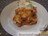 Фото к рецепту: Лазанья из поленты