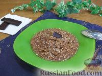 Фото к рецепту: Шоколадная овсянка