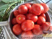 Фото приготовления рецепта: Простой способ закатки помидоров-1 - шаг №6