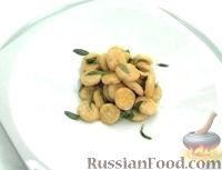 Фото к рецепту: Ньокки с сыром тофу