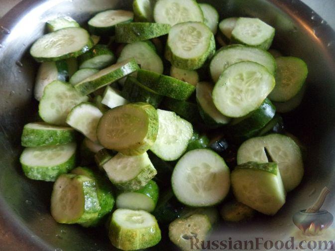 Фото приготовления рецепта: Суп картофельный с украинскими галушками - шаг №5