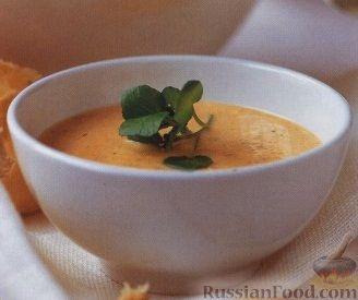 Рецепт Рыбный суп-пюре