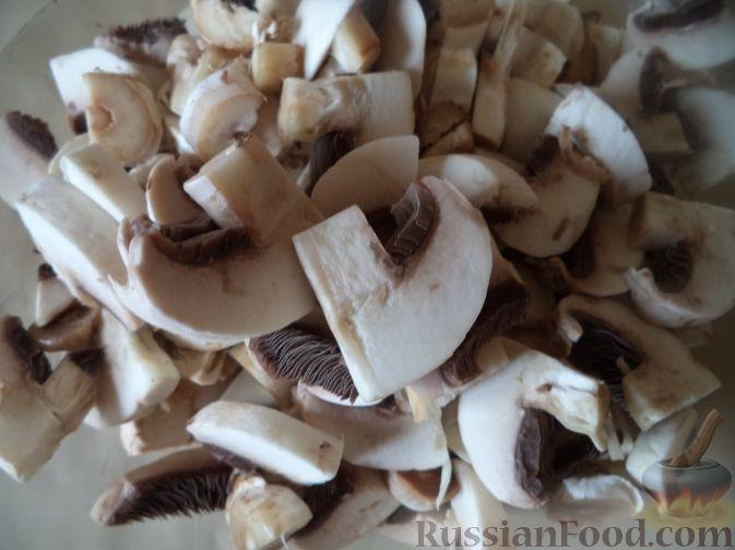 Фото приготовления рецепта: Кефирное желе с какао - шаг №8