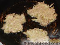 Фото приготовления рецепта: Оладьи из кабачков простые - шаг №5