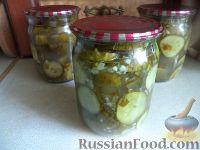 Фото к рецепту: Салат из огурцов «Аппетитная закусочка»