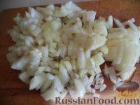Фото приготовления рецепта: Картофельники с куриным мясом - шаг №3