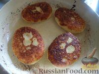 Фото приготовления рецепта: Картофельники с куриным мясом - шаг №13