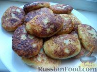 Фото приготовления рецепта: Картофельники с куриным мясом - шаг №14