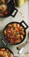 Фото к рецепту: Рагу из утки и фасоли