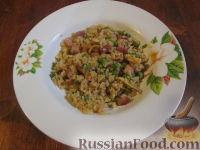 Фото к рецепту: Рис по-кантонски