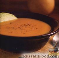 Фото к рецепту: Тыквенный суп-пюре с грушей