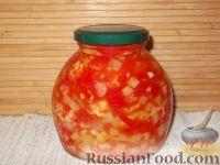 Фото к рецепту: Острые кабачки